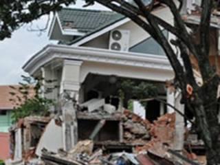 Gempa di Padang