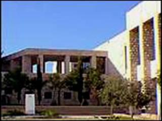 جانب من جامعة بير زيت