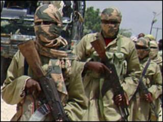 مسلحون إسلاميون في الصومال