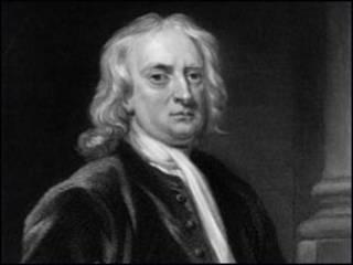 艾萨克•牛顿(Isaac Newton)爵士