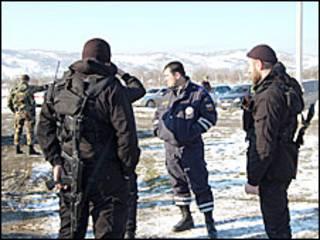 Чеченская милиция