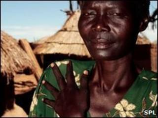 Phụ nữ nhiễm HIV