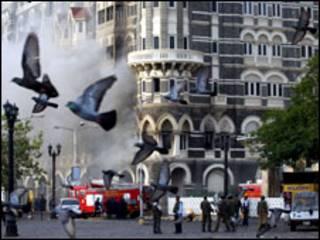 Нападения в Мумбаи