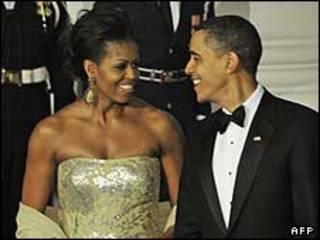 میشل و باراک اوباما