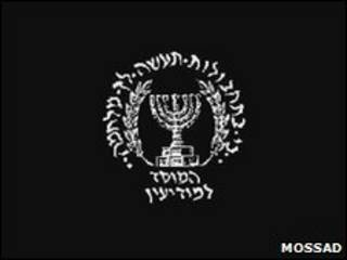 شعار الموساد