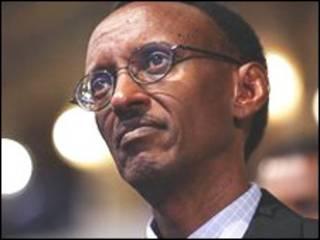 paul Kagame rais wa Rwanda