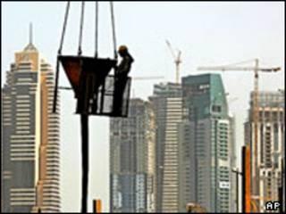 ساختمان سازی در دوبی