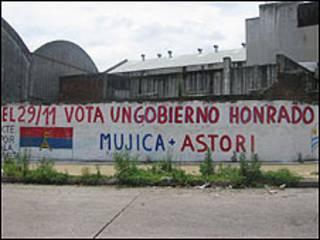 Grafitti electoral
