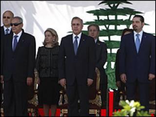 الزعماء اللبنانيون