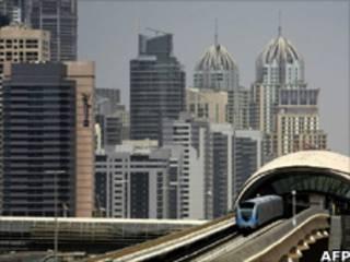 Prédios em Dubai