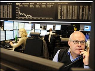 Франкфуртська фондова біржа