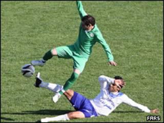football,iran