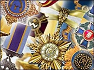 Українські медалі