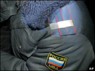 شرطي روسي