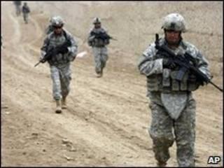 Войска США в Афганистане