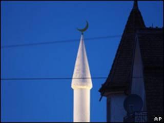 Minarete en Suiza