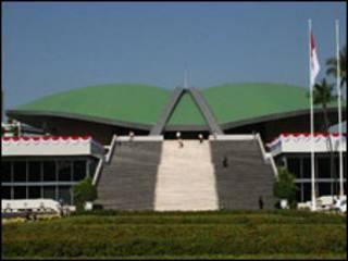 Gedung DPR RI