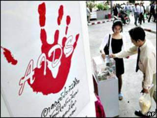 ¡Detenga el SIDA!