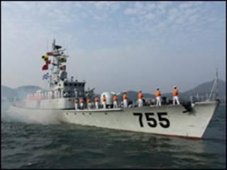 Tàu chiến Triều Dương của Trung Quốc
