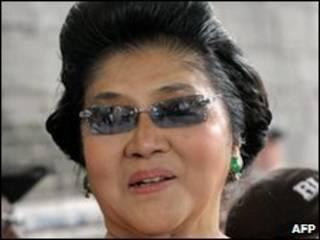 Cựu đệ nhất phu nhân Philippines, Imelda Marcos