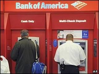 अमरीकी बैंक