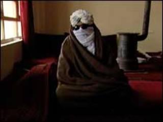 یکی از فرماندهان طالبان