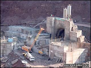 نیروگاه راغون