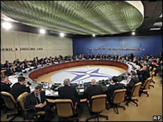 зустріч НАТО у Брюсселі