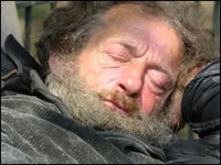 Бездомний