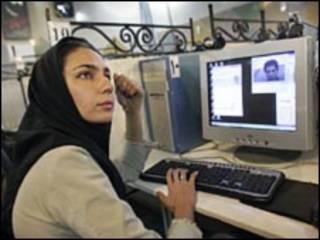 الانترنت في ايران