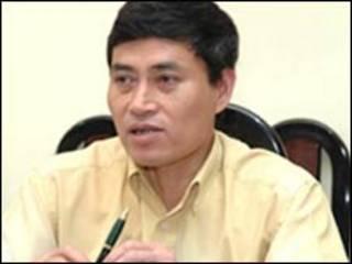 Tân Chủ tịch TKV Lê Dương Quang
