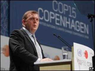 прем'єр-міністр Данії