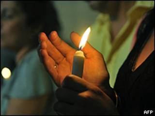 Actos en conmemoración del aniversario de los atentados en Bombay