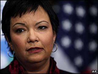 Lisa Jackson, directora de EPA