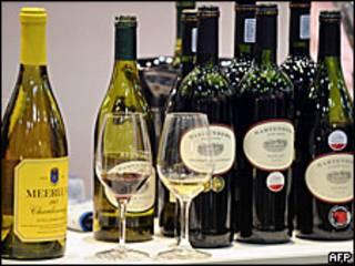 Международная выставка вина в Гонконге