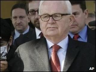 Đặc sứ của Mỹ về Bắc Hàn, Stephen Bosworth