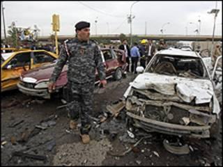 حملات پیکارجویان در عراق