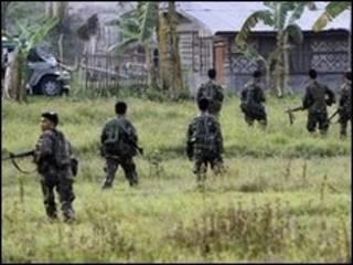 Filipinler ordusu