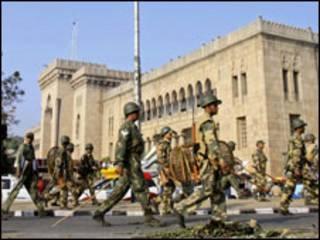 आंध्र प्रदेश में विरोध-प्रदर्शन (फ़ाइल फ़ोटो)