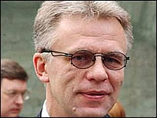 Вячеслав Фетисов, президент хоккейного клуба ЦСКА