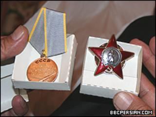 نشانهای شوروی