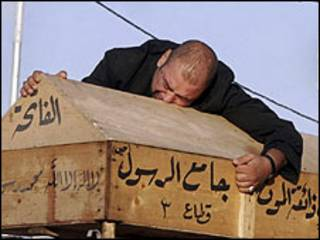من ضحايا العنف في العراق
