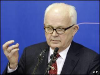 المبعوث الأمريكي إلى كوريا الشمالية، ستيفن بوسوورث