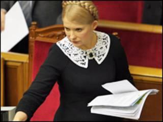 Тимошенко: інформація є