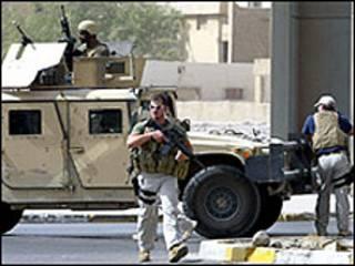 ماموران بلک واتر در عراق-آرشیو