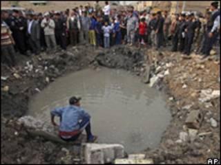 इराक़ विस्फ़ोट
