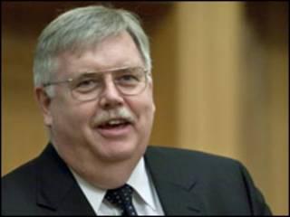 Джон Теффт, посол США
