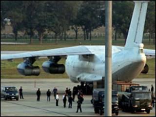 طائرة الشحن إليوشين