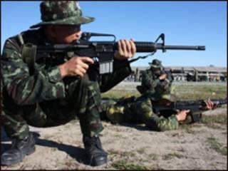 Tập trận chung Việt-Thái