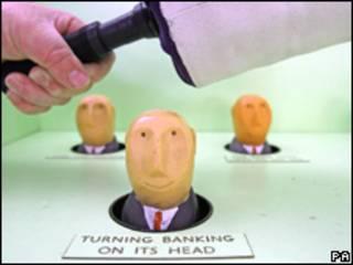 Bata no banqueiro
